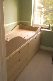 Kid's Bed.
