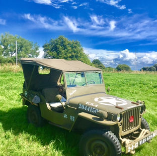 1945 Willys MB Jeep