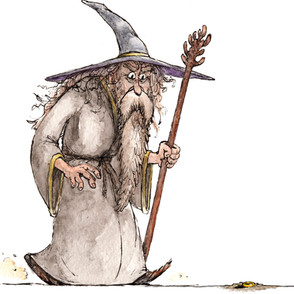 Gandalf and the One Ring