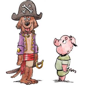Captain Dog & Scroink