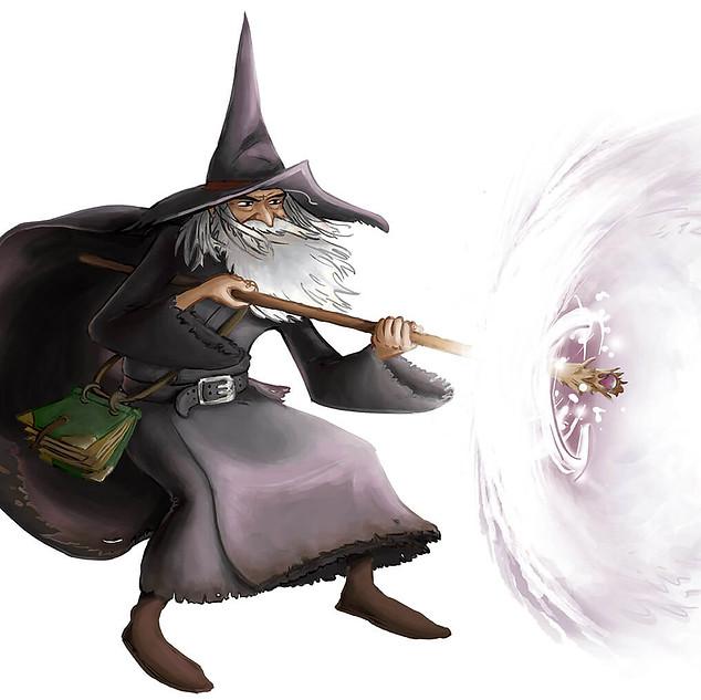Wizard's Hex