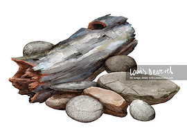 Logs and Rocks