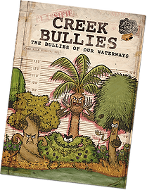 Creek Bullies brochure by Louis Decrevel