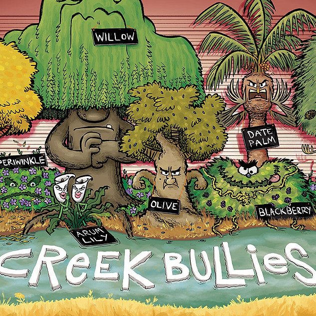 Creek Bullies poster