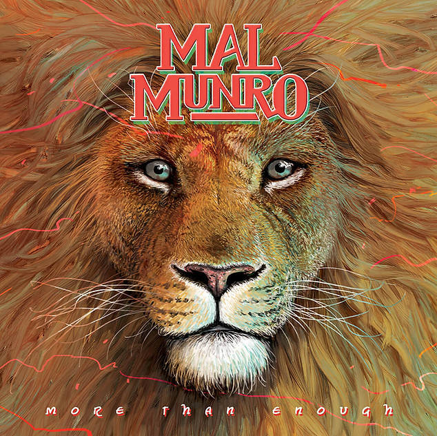 Mal Munro — album art