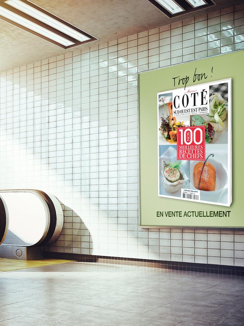 Affiche Côté