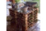 locação aluguel mesa pallets