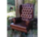 locação aluguel curitiba móveis casamento poltron berger marrom chesterfield