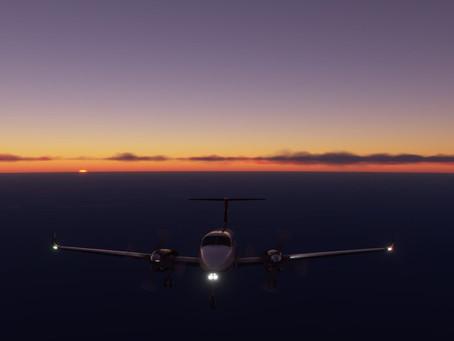 Microsoft Flight Simulator -