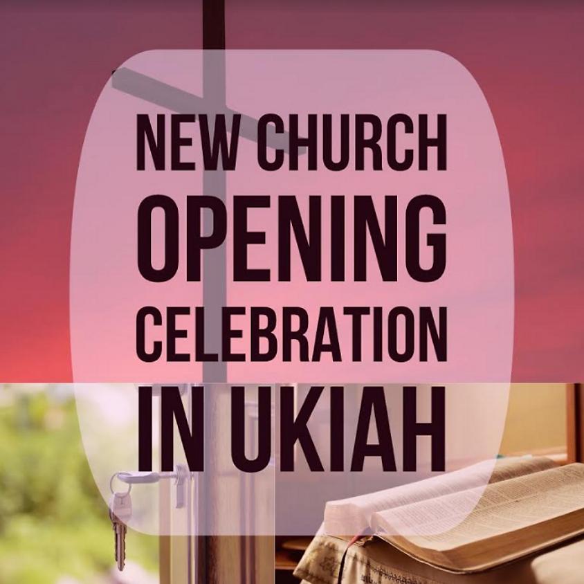 Church Opening Celebration