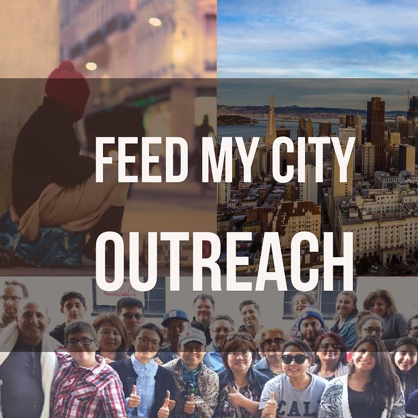 """""""Feed My City""""  San Francisco"""