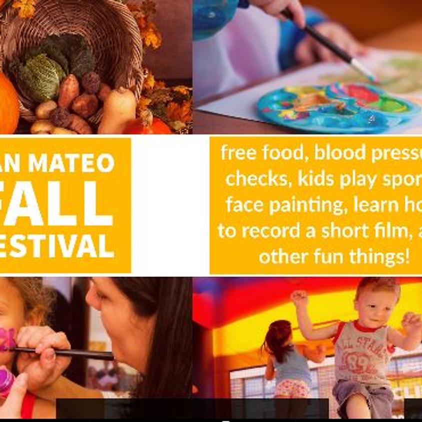San Mateo Fall Festival
