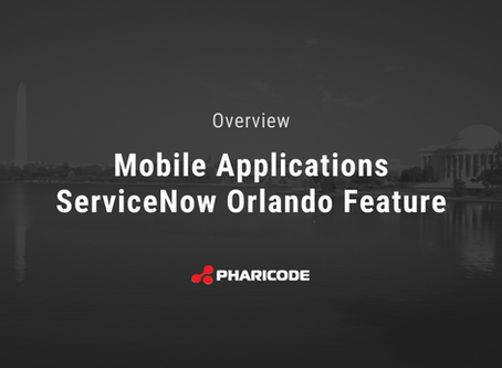 Share the Wealth: Mobile Applications ServiceNow Orlando Feature