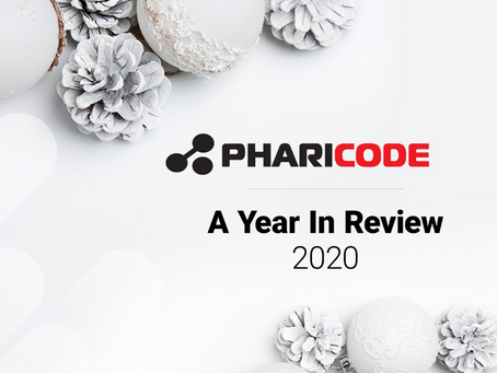 Pharicode: A Year in Review (2020)