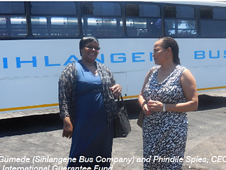 SIHLANGENE – We Have Come Together