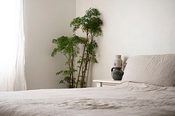 Calm Bedroom Design and styling