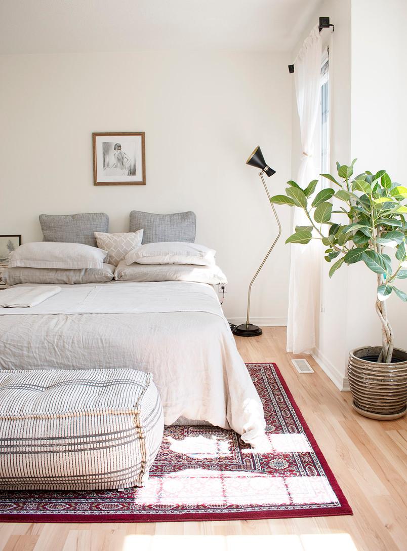 Pickering Townhouse __ Bedroom