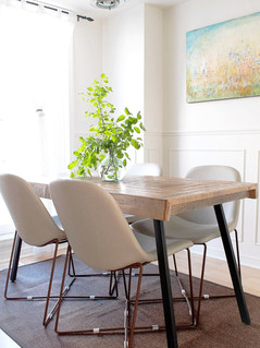 Grounded Dining