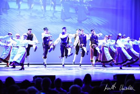 Uute tantsijate vastuvõtt 23. augustil