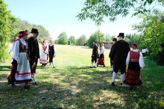 Pääsuke 40: segarühm Anseküla juubeldab