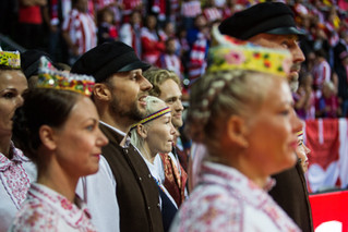 Pääsuke osales UEFA Superkarika avatseremoonial