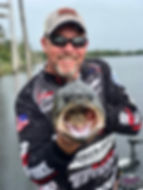 Bass Fishing Pro Scooter Lilley