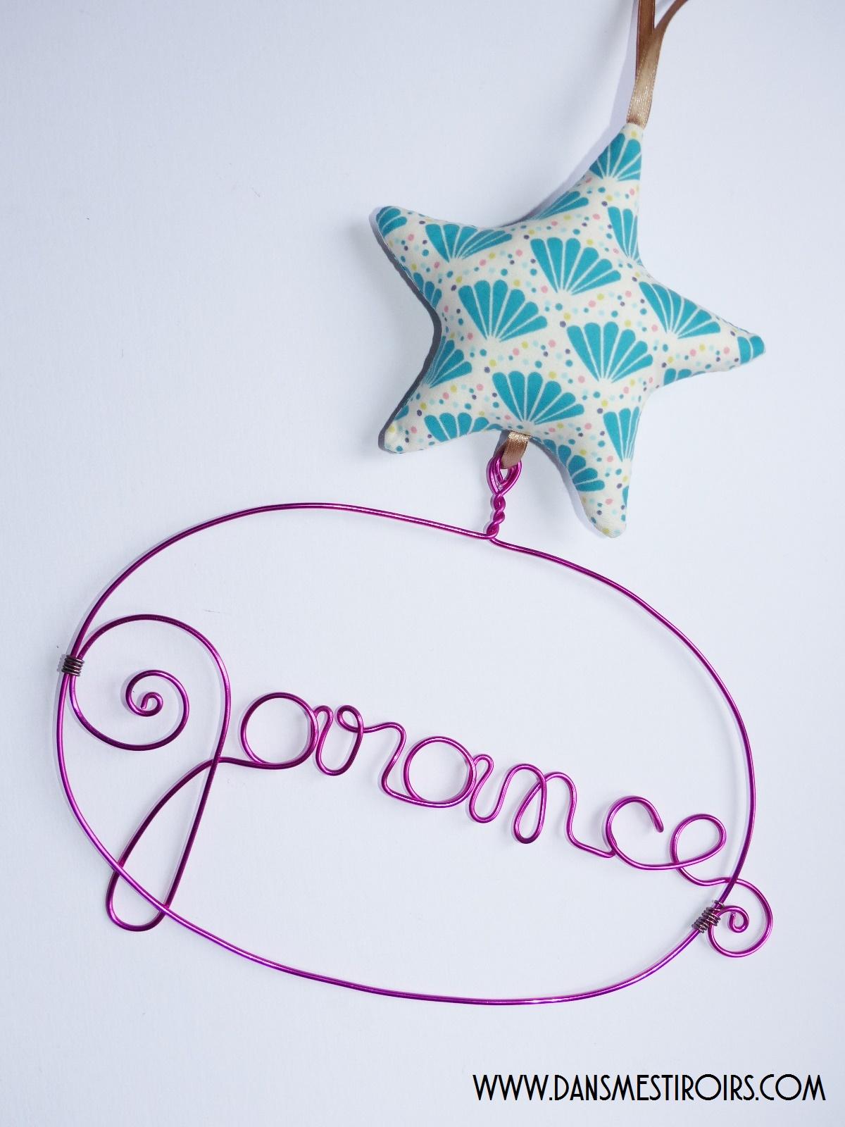 GARANCE_étoile