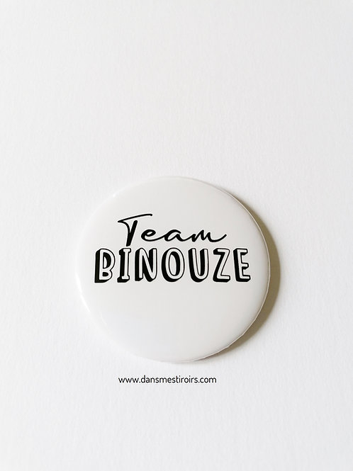 "Décapsuleur ""Team Binouze"""