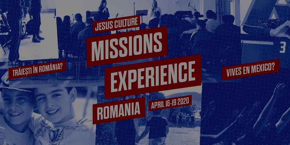 Jesus Culture Missions Experience - Romania 2020