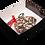 Thumbnail: Ovo de Páscoa Gourmet de colher com recheio de Brigadeiro ou Trufado 300g