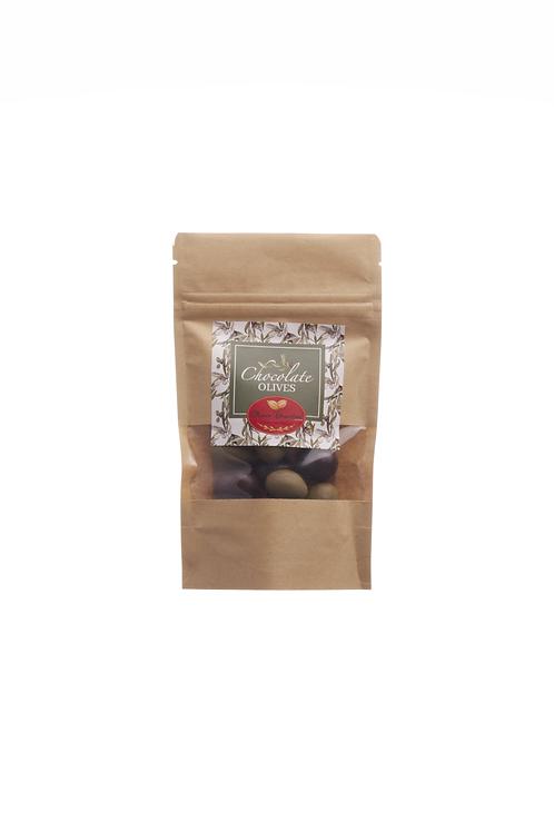 Chocolate Olives