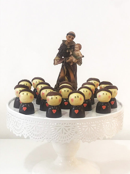 Santo António de chocolate
