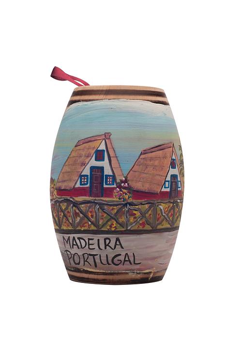 Barril ilha da Madeira