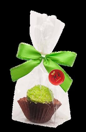 Manjerico de Chocolate com recheio de Brigadeiro - Pequeno
