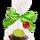 Thumbnail: Manjerico de Chocolate com recheio de Brigadeiro - Pequeno