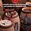 Thumbnail: Mini Barris com Pipetas de Chocolate de Leite