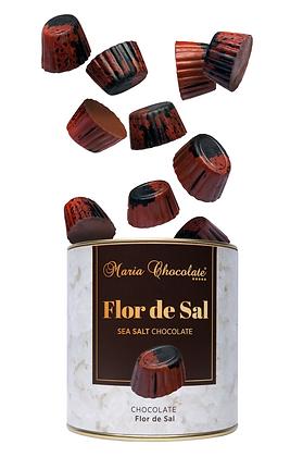 Lata Bombons Coleção Sabores Regionais · Flor de sal
