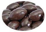 Amêndoa de chocolate negro