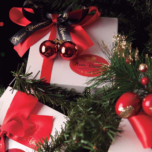 Caixa 9 Bombons Natal Surpresa