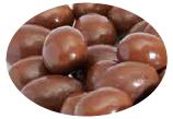 Amêndoa de chocolate de leite