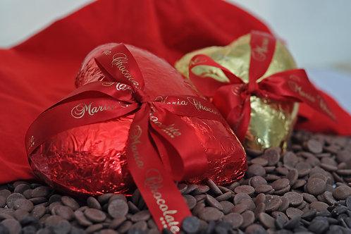 Coração de chocolate 150g