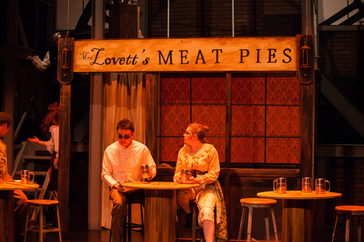 Lovett's Meat Pies