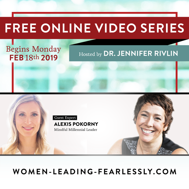 WOMEN-LEADING-FEARLESSLY with Alexis Pok