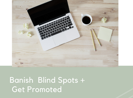Banish Blind Spots (Webinar recording)