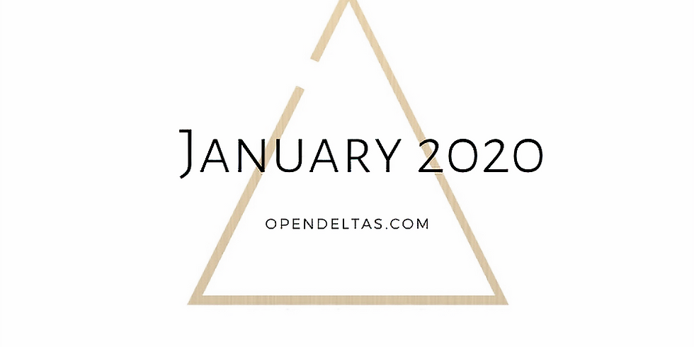 Monthly Training: Jan 8th, 2020