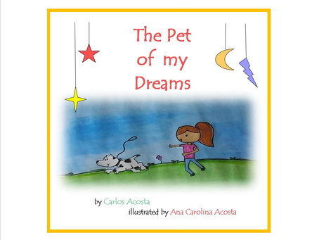 """THE PET OF MY DREAMS"""