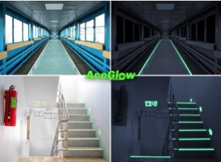 AceGlow Flourescent Stair Tread