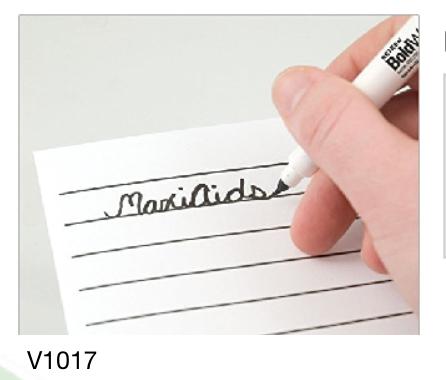BoldWriter 20 Pen