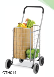 Medium Whitmor Rolling Utility Cart