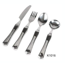 Weighted Silverware Set